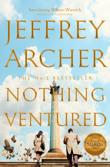 nothing_ventured_jeffrey_archer_signed_copy