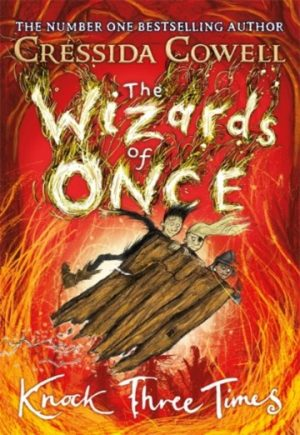 wizards_of_once_knock_three_times_cressida_cowell_signed_copy