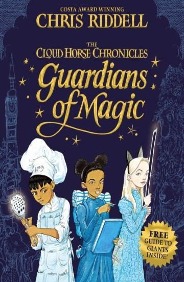 cloud_horse_chronicles_guardians_magic_chris_riddell_signed_copy